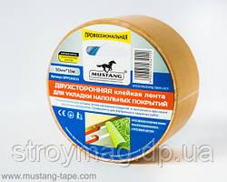 Двусторонняя лента для напольных покрытий 50мм*15м (36шт), 6шт; DPPCA5015.