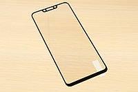 Защитное стекло Silk Screen для Huawei P Smart Plus / Nova 3i тех.пакет (Black)