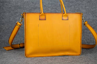 Женская сумка мессенджер Италия Янтарь