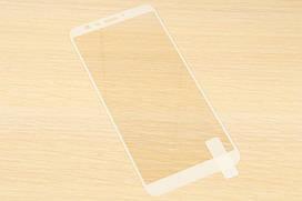 Защитное стекло Silk Screen для Meizu M8C тех.пакет (White)