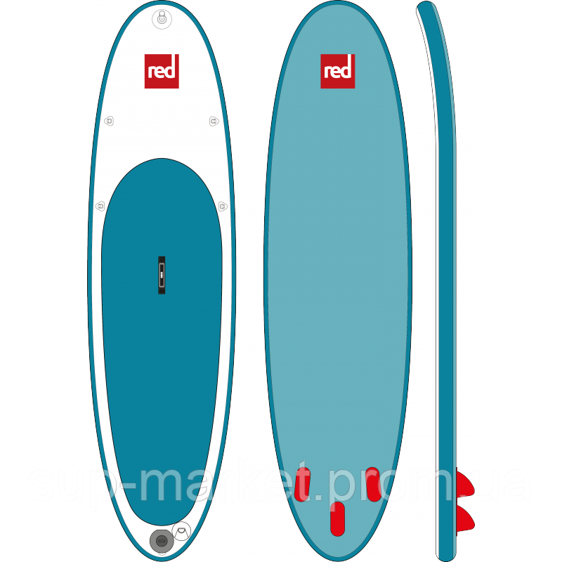 "SUP доска Red Paddle Co iSUP 10'8"" x 34"", 2019"