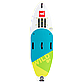 "SUP доска Red Paddle Co Wild 9'6"" x 34"", 2019, фото 2"