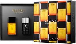 Набор Azzaro Pour Homme (туалетная вода 50мл + дезодорант-стик 75мл)