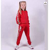 Подростковый стильный костюм на девочку р.36-42