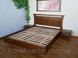 """Кровать деревянная """"Новый Стиль"""" 160*200 с тумбочками, фото 2"""