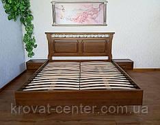 """Кровать деревянная """"Новый Стиль"""" 160*200 с тумбочками"""