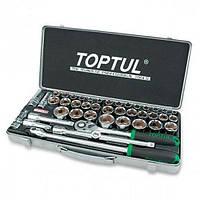 Профессиональные наборы инструмента TOPTUL