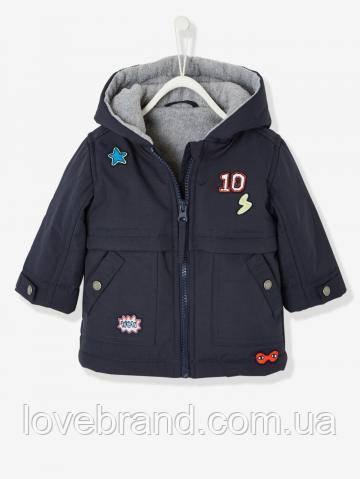 Демисезонная курточка для мальчика Vertbaudet (Франция)