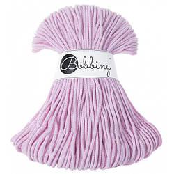 Шнур хлопковый Bobbiny 3 мм, Розовый