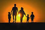 Как вырастить ребенка в неполной семье