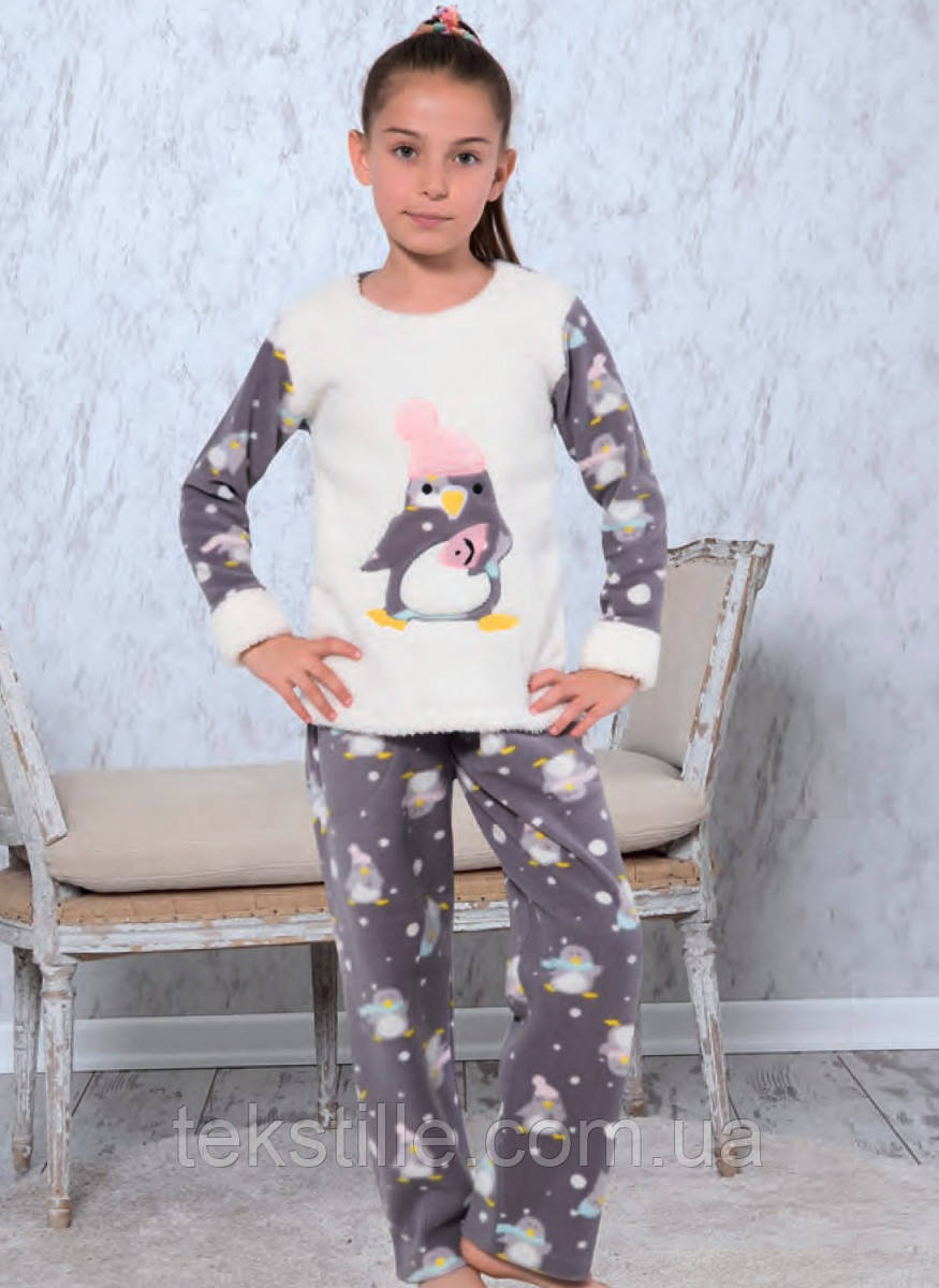Піжама куртки для дівчаток