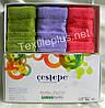Полотенца махровые кухонные - Cestepe - Premium - 3 шт. - 30*50 - 100% бамбук - Турция - (kod1549)