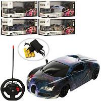 Машина Aging Car на радіоуправлінні, акумулятор, 22 см, світло, гумові колеса, в коробці