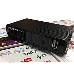 Тюнер Т2. Цифровой эфирный приемник T2 MONDAX.