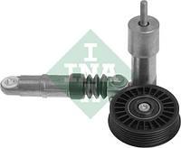 Ролик приводного ремня с натяжителем (натяжной, INA 534 0014 10, 21.4x76-5PK, 1.9TDI) Volkswagen(VW Фольксваген) Passat(Пассат) B(В/Б)5
