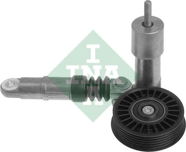 Ролик приводного ремня с натяжителем (натяжной, INA 534 0014 10,  21 4x76-5PK, 1 9TDI) Volkswagen(VW