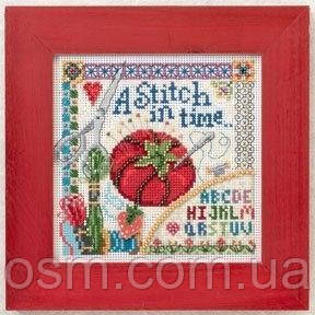 Набор для вышивки Mill Hill Stitch in Time