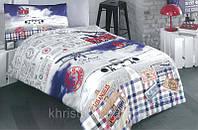 Детский комплект постельного белья 150*220 хлопок TM KRISPOL Украина