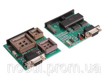 UPA USB TMS370 + nec адаптер панельки для программатора (работают с версиями 1.2, 1.3)