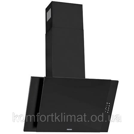 Кухонная вытяжка ELEYUS Soul 700 BL 50/60  (черная), фото 2