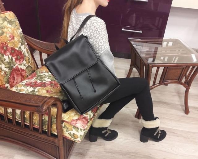 Женские сумки и рюкзаки от украинского производителя