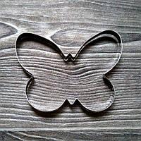 Вырубка для печенья и пряников Бабочка маленькая