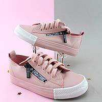 Кеды для девочки Розовые размер 31,32,33,34,35