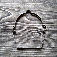 Вырубка для печенья и пряников Кекс