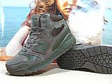 Ботинки мужские New Balance Fresh Foam Paradox (реплика) коричневые 44 р., фото 2