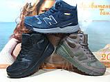 Ботинки мужские New Balance Fresh Foam Paradox (реплика) коричневые 44 р., фото 9
