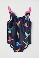 Детский купальник для девочки  6-12 месяцев