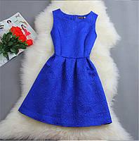 Яркое платье. Разные цвета