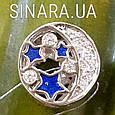Шарм Пандора Pandora Луна и звезды - Шарм бусина Лунная соната, фото 3