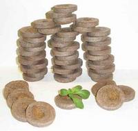 Торфяные таблетки Jiffy (Джиффи) 33 мм