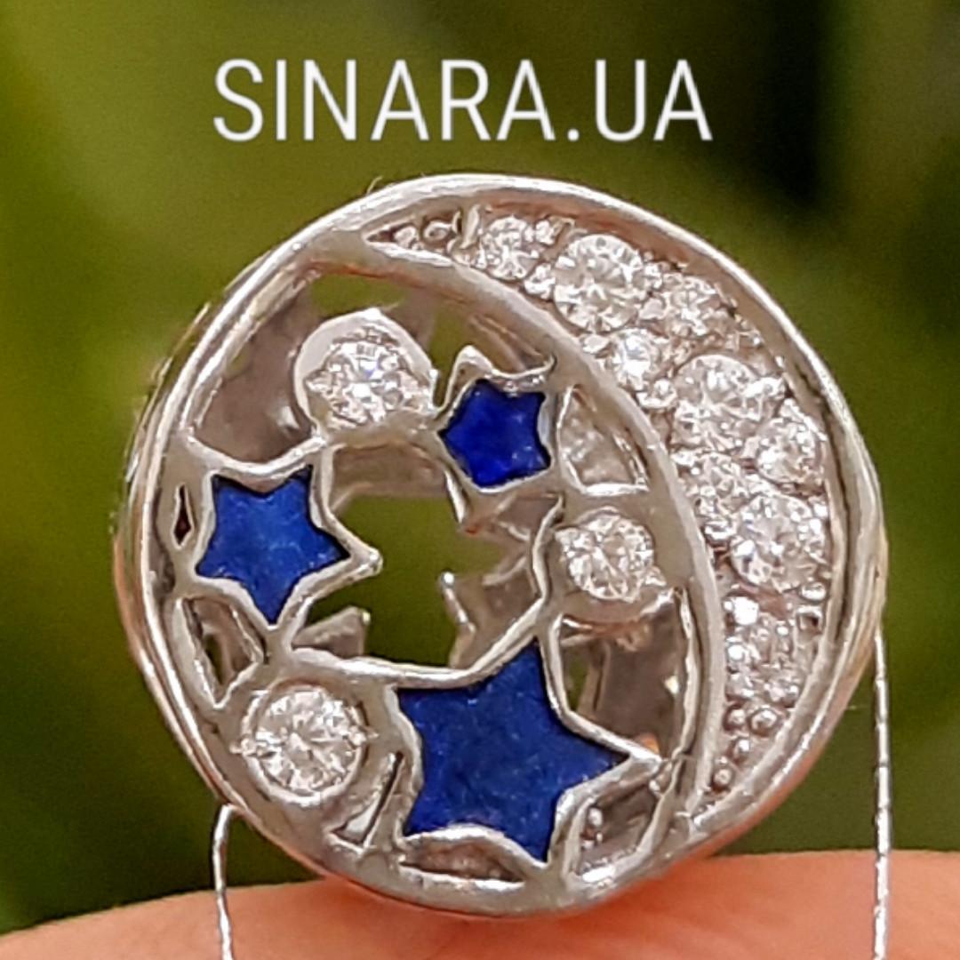 Шарм Пандора Pandora Луна и звезды - Шарм бусина Лунная соната