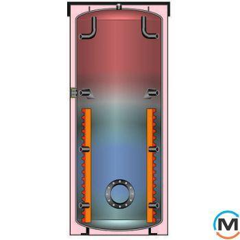 Тепловой аккумулятор Meibes SPSX (-F) 2000