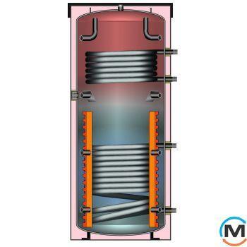 Тепловой аккумулятор Meibes SPSX-G 1000