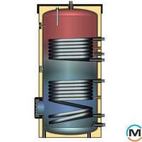 Meibes SSH 1500: бивалентный бак ГВС со съемной теплоизоляцией