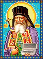 """Схема для вышивки крестом на канве Аида №16 """"Св. Арх. Лука Крымский"""""""