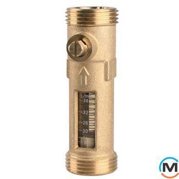 Расходомер DFM Afriso 15-2M, болтовое соединение 22мм, 8-38 л/мин