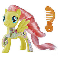 Фигурка My Little Pony Все о Флаттершай.  The Movie All About Fluttershy