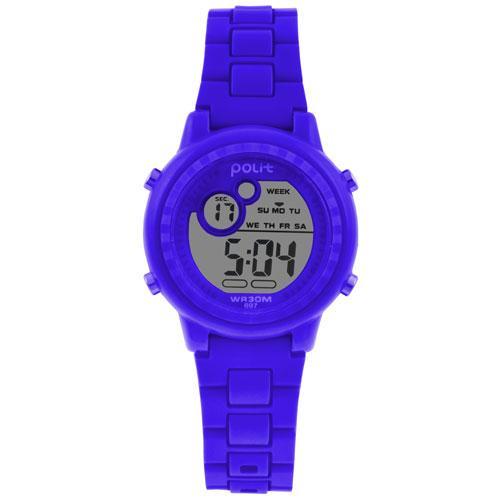 Наручные часы Polit 697 в коробке, электронные часы наручные