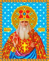 """Схема для вышивки крестом на канве Аида №16 """"Св. Макарий"""""""