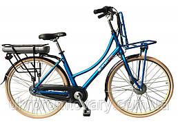 Электровелосипед LIKE.BIKE Laguna (royal blue) T31258056 акция