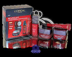 Набор кремов Loreal Revitalift Laser Renew 4 в 1