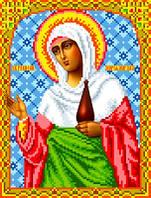 """Схема для вышивки крестом на канве Аида №16 """"Св. Равноап. Мария Магдалина"""""""