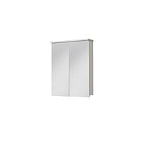 Зеркальный шкаф Ювента Monza MnMC-70 белый