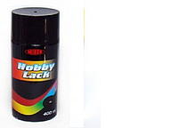 """Краска-спрей mixon""""hobby lack"""" (чёрный матовый 50) 400 мл"""