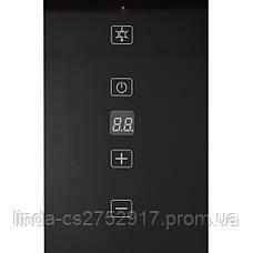 Кухонная вытяжка ELEYUS Vesta A 750 LED SMD 60 S BL, фото 2