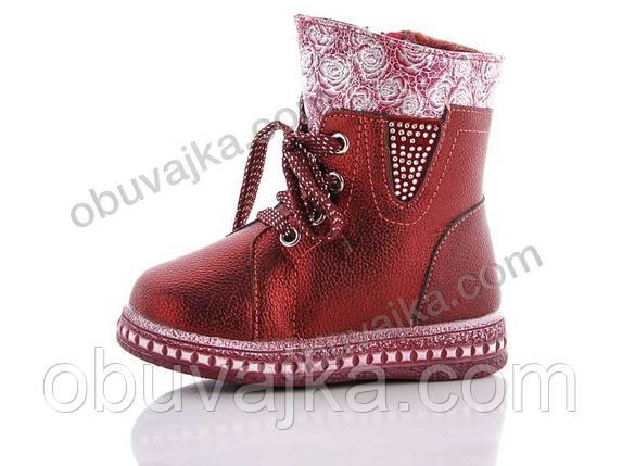 Зимняя обувь оптом Зимние ботинки 2019 для детей от фирмы Ytop(23-28), фото 2